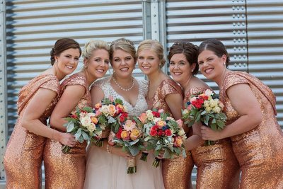 Brittney and Bridesmaids 2