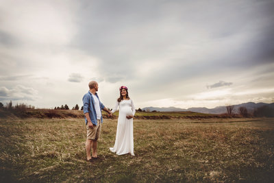 sunset-maternity-photography-session-denver