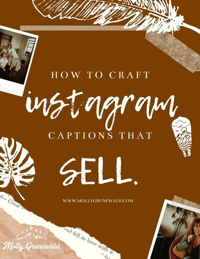How to craft instagram captions that SELL