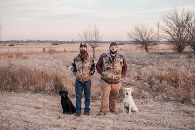 Fowl Plains Central Kansas waterfowl hunting11