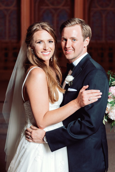 Elizabeth and Rob get married at Albert Pike in Downtown Little Rock / Sterling Imageworks
