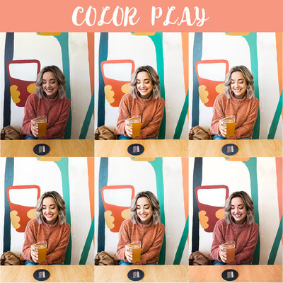 COLOR PLAY graphic
