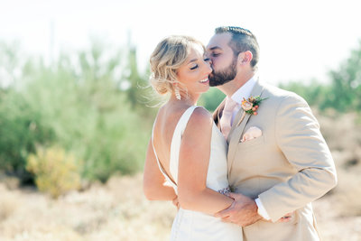 Desert Wedding at the Paseo