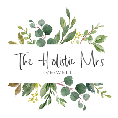 The Holistic Mrs Logo