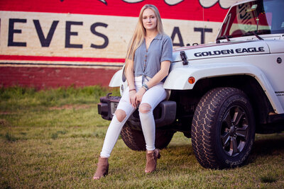 High School Senior Photographer - Mooresville, Lake Norman, NC