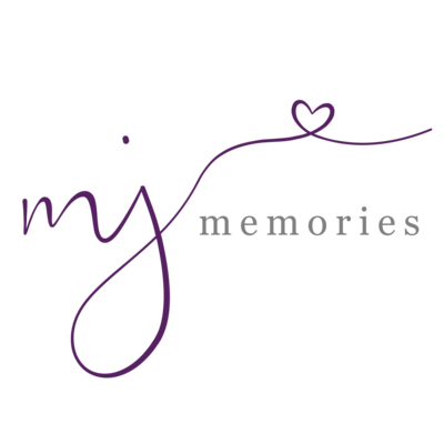 MJ Memories Logo