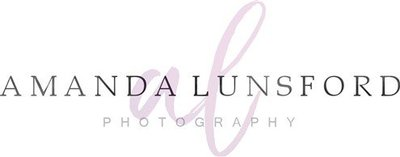Asheville Wedding Photographer logo, Amanda Lunsford Photography Logo, logo, business logo, photography logo