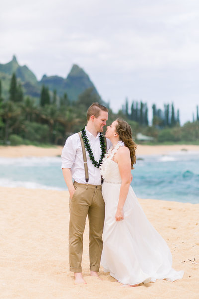 Joel and Kelly-Hawaii Wedding Photographer Samantha Laffoon-3740