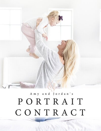 Portrait Contract Straight On