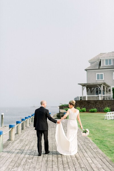 Wychmere Beach Club Cape Cod Wedding Photographer Caroline Winn Photography