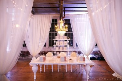 The Lace Factory Party Planner