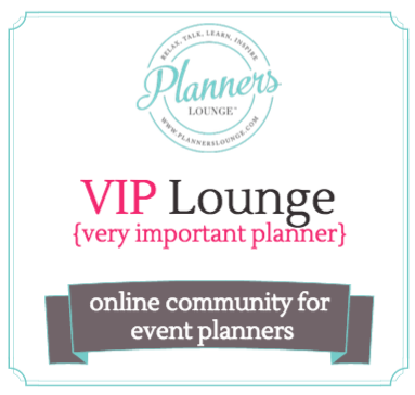 online forum wedding planner