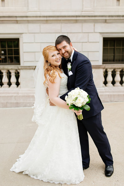 Rice Park Wedding Pictures