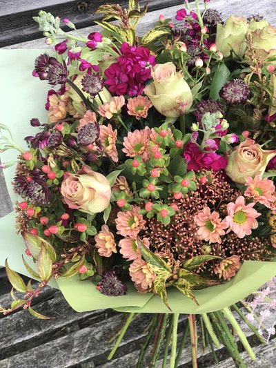 gift bouquet exeter
