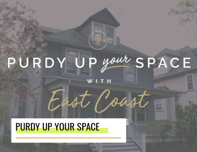 purdy up your space