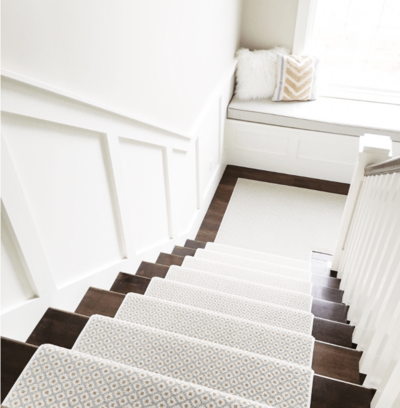 how to choose and lay a stair runner