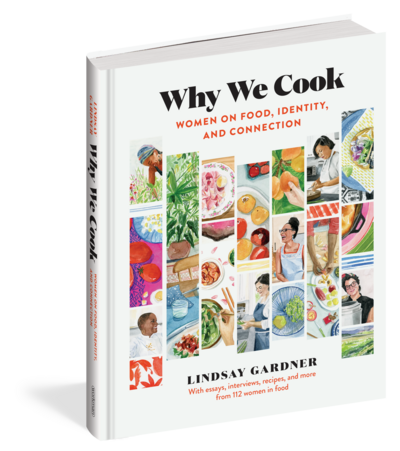 •• Why We Cook