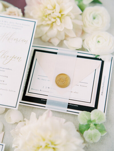 pirouettepaper.com | Wedding Stationery, Signage and Invitations | Pirouette Paper Company | Invitations | Jordan Galindo Photography _ (80)