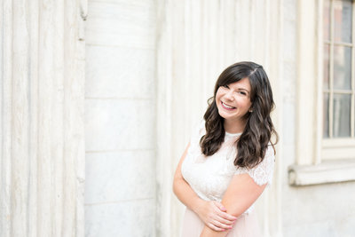Wedding Photographer Bio Headshot Adrienne Matz