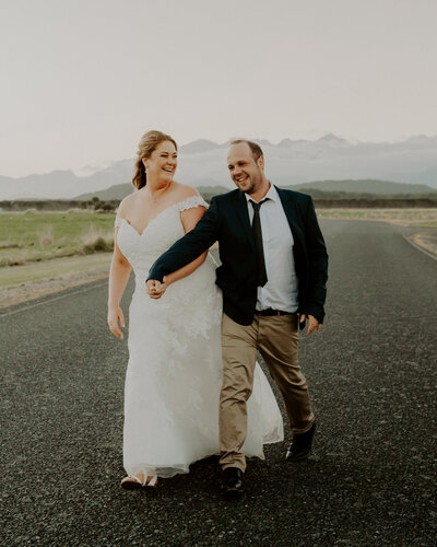 Te Anau Fiordland Wedding