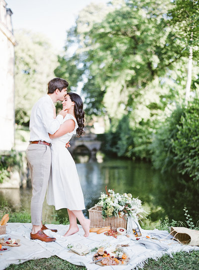 Engagement photographer in France