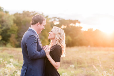 Arbor Hills Engagement Photos 1