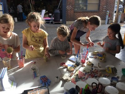 Active Arts_Claymaking