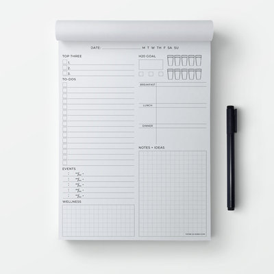 The Daily Page Notepad - Single