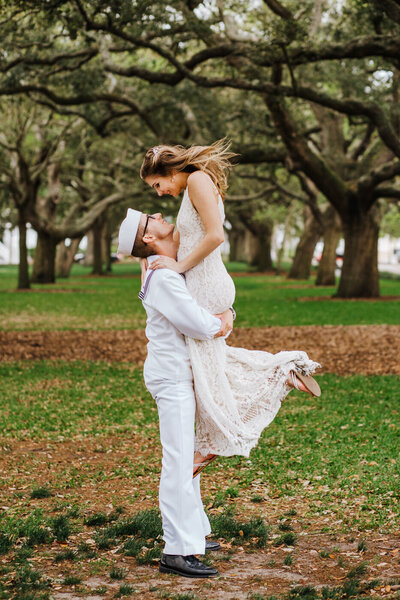 Charleston Elopement Photographers