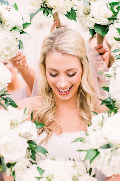 Kaiti Moyers Photography bridal portrait
