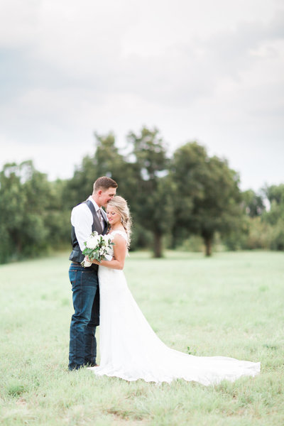 Oklahoma and Texas Wedding Photographer