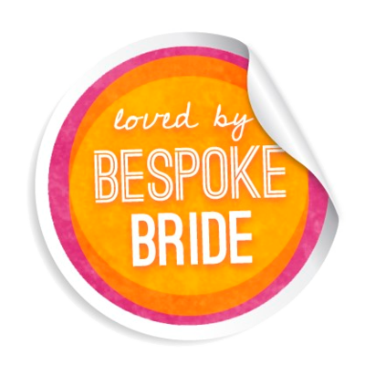 Bespoke Bride Badge copy