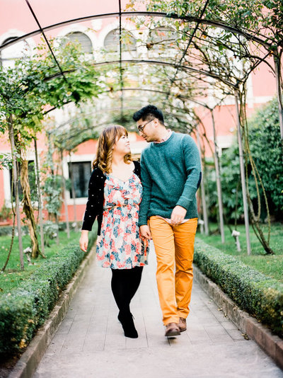 Venice Italy Engagement Photos-2