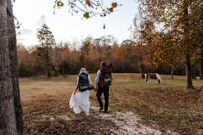 Top Asheville, NC Elopement Photographer