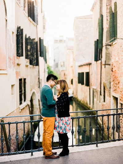 Venice Italy Engagement Photos-11