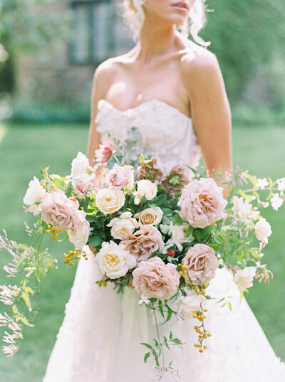 Wedding Florals - Brides Bouquet