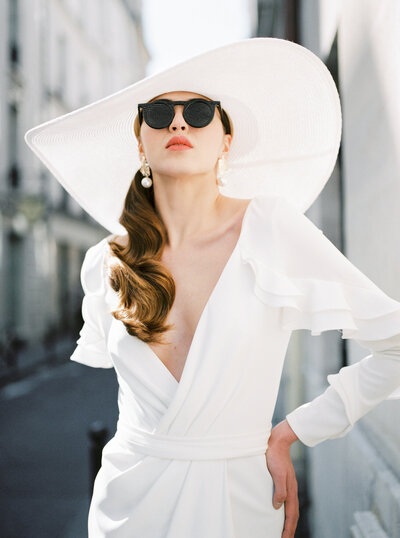 CHIC PARIS BRIDAL CAMPAIGN