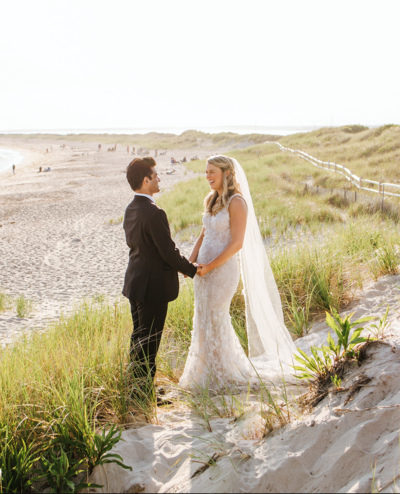 Napatree Point Wedding Photos
