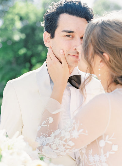 Fine art film photographer for French weddings
