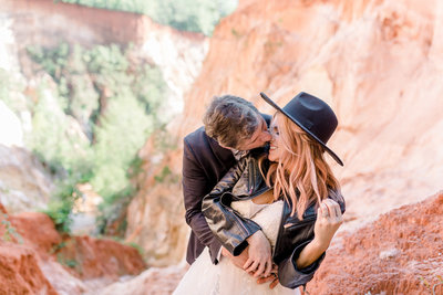 providence-canyon-wedding-elopement-adventure-hiking-georgia-arizona-39