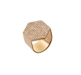 Lito Hexagon Ring