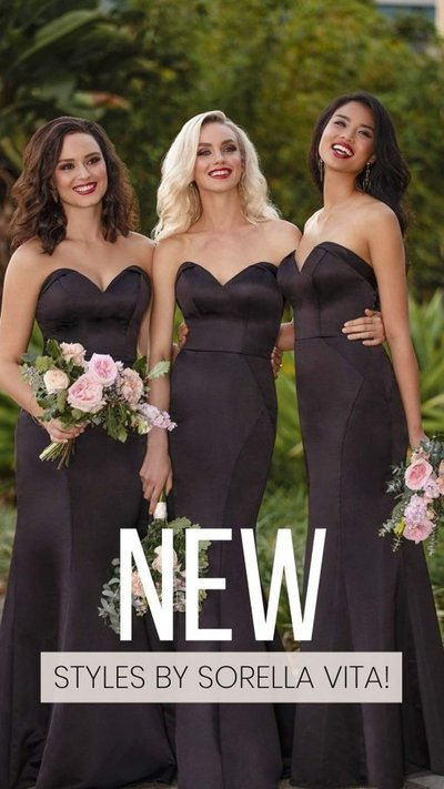 Sorella Vita Bridesmaid Dress 4