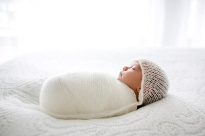 Beautiful newborn baby photography