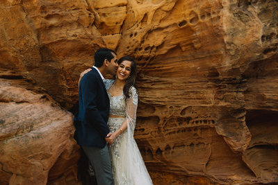 The Wild Within Us Zion National Park Photography Wedding Engagement2