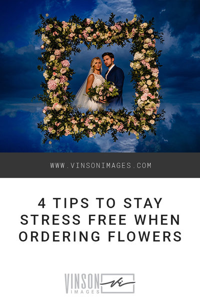 stress free ordering flowers