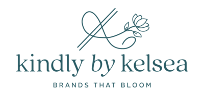 kindly by kelsea logo