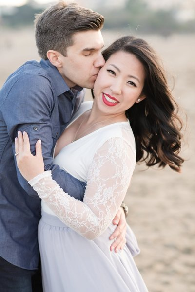 San Francisco Wedding Photographer Bay Area Wedding Photographer Engagement Session Baker Beach Engagement Session_0021