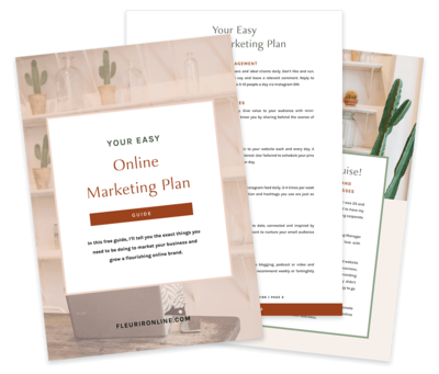 easy-online-marketing-plan-guide-graphic