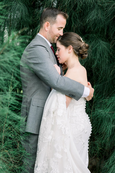 Miami Romantic Outdoor Garden Wedding