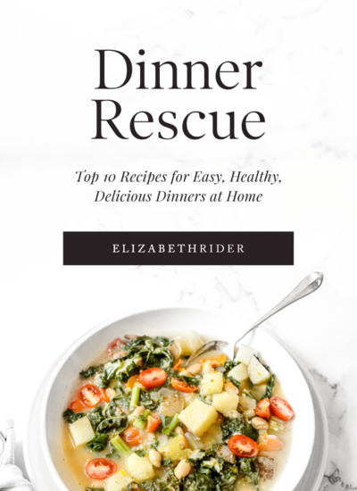 Dinner Recipes Ebook (1)